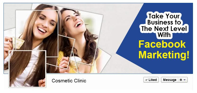 3 Reasons Why Cosmetic Clinic Needs Facebook Business Page