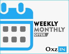 Weekly Monthly Offer