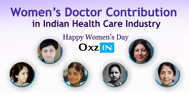 Indian Women Making A Significance In The Medicine World