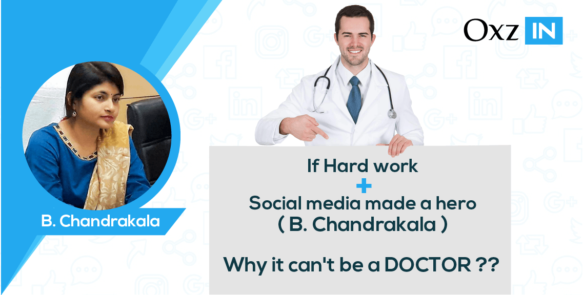 B Chandrakala And Doctor